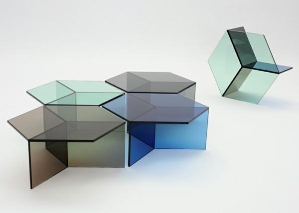 table en verre ultra moderne sebastian scherer