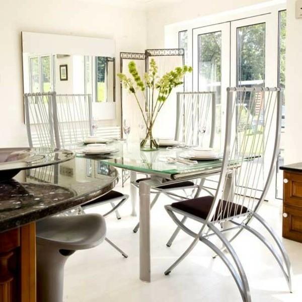 table en verre furniture village