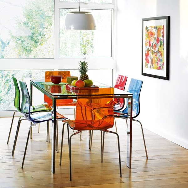 table en verre moderne john lewis