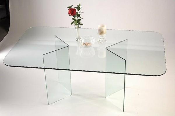 table verre design interessant