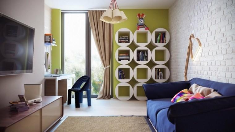 Aménager un petit salon – 35 idées différentes de déco sympa ...