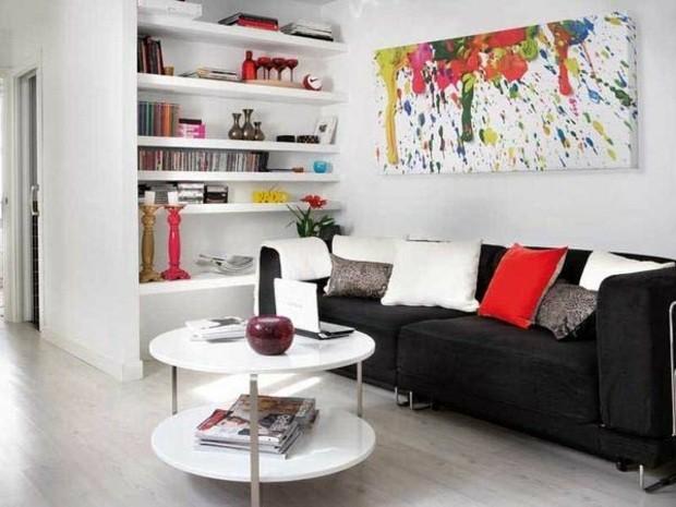 amenagement salon moderne design