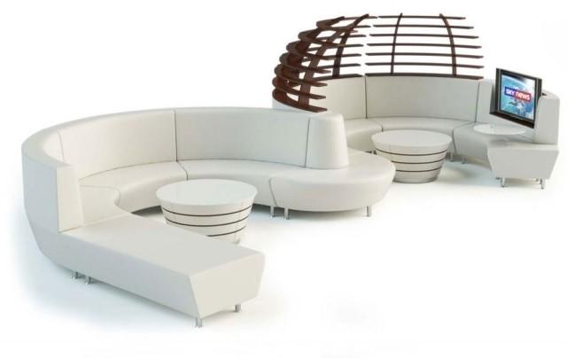canapé-cuir-blanc-table-ronde-salon-confort-complet-idée-originale-