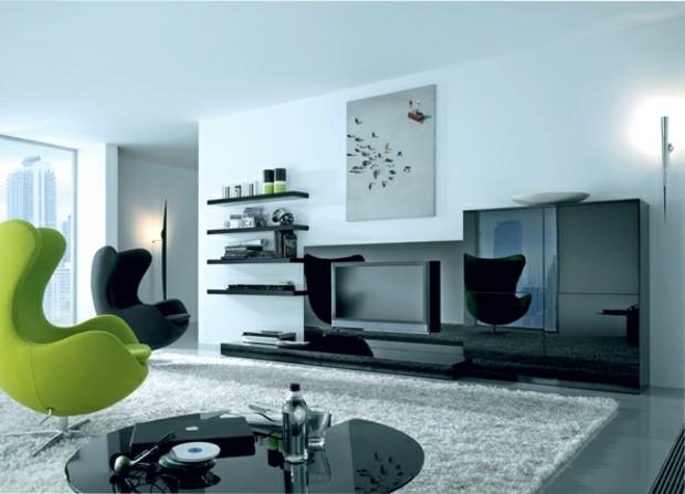 decoration petit salon design