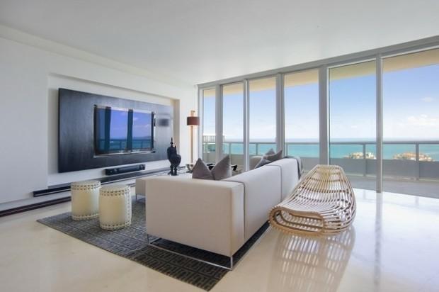 idées décoration salon elegant moderne
