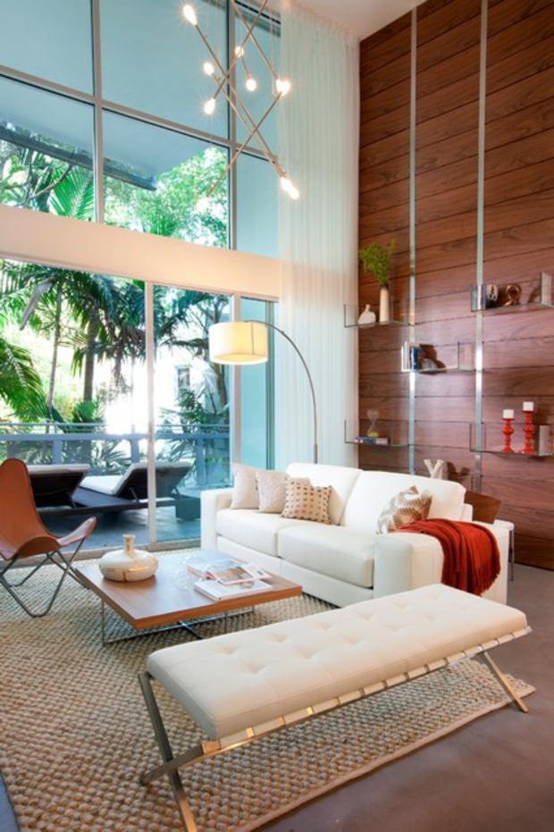 salon design original contemporain