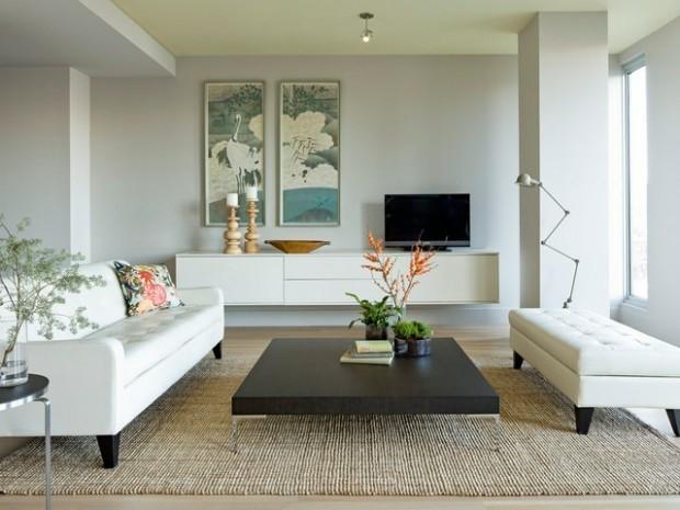 salon meubles modernes deco