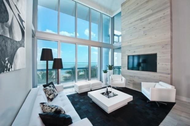24 idées décoration salon moderne et sophistiqué ...
