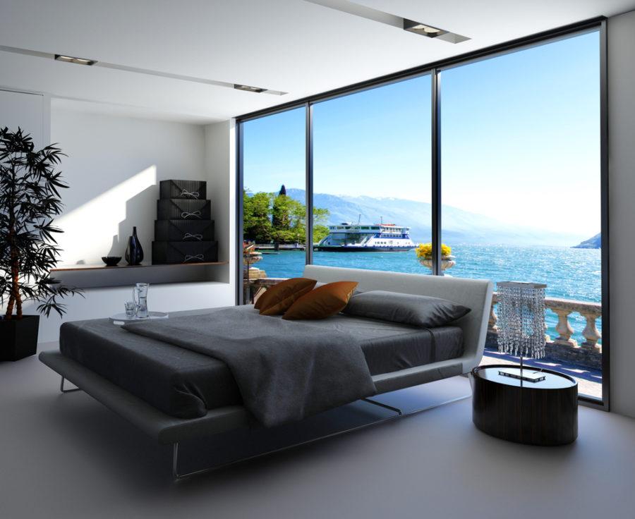 La tendance fenêtre alu dans son salon : quels avantages et à quel prix ?