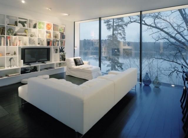 aménagement-de-salon-meubles-modernes-canape-angle-blanc