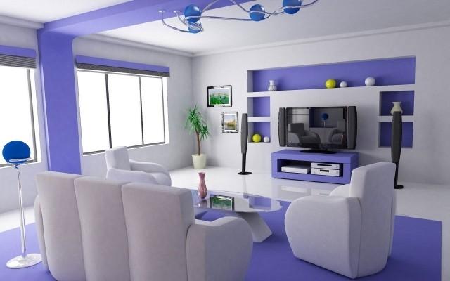 aménagement-de-salon-meubles-modernes-canape-ensemble-table-basse-ovale