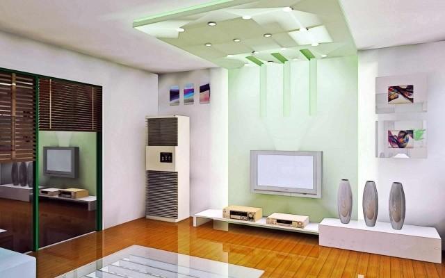 aménagement-de-salon-meubles-modernes-meubles-tele-beau-luminaire