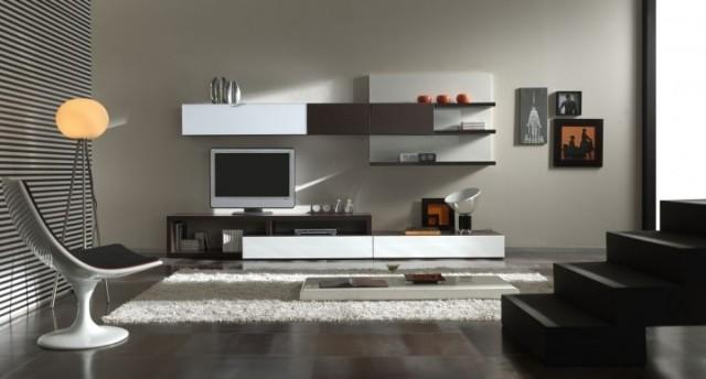 aménagement-de-salon-meubles-modernes-tele-chaise-tapis