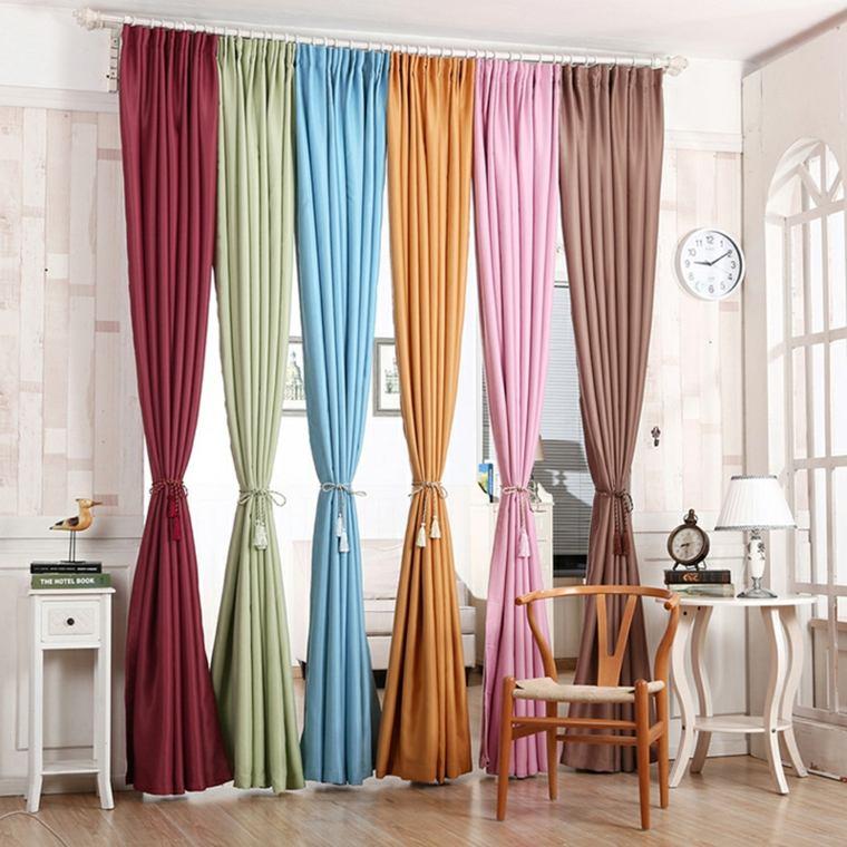Rideaux salon – 40 idées de rideaux modernes