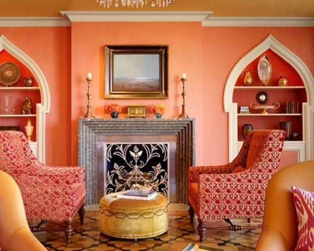 salon-marocain-design-couleurs-vives-mobilier-texture