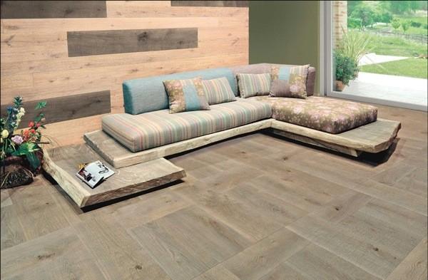 Canapé de style japonais par CADORIN GROUP