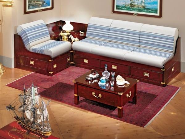Caroti e son canapé design