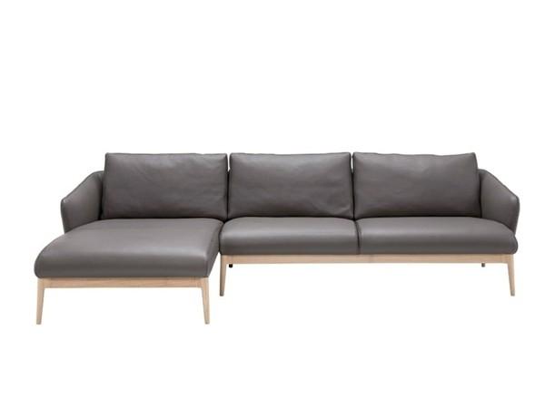 Contempo et leur canapé en cuir