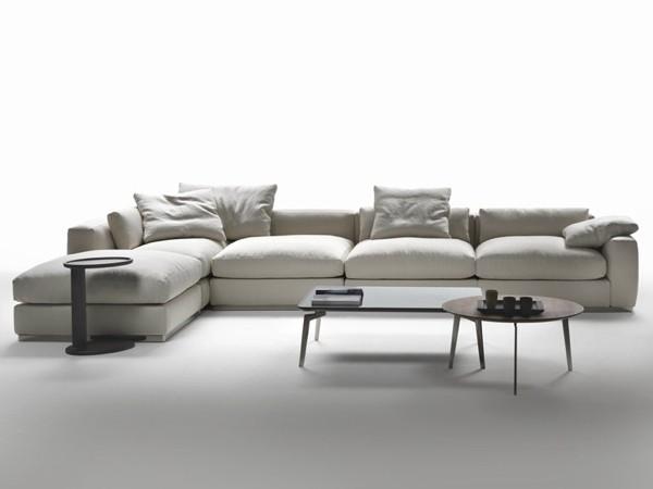 FLEXFORM et leur canapé d'angle