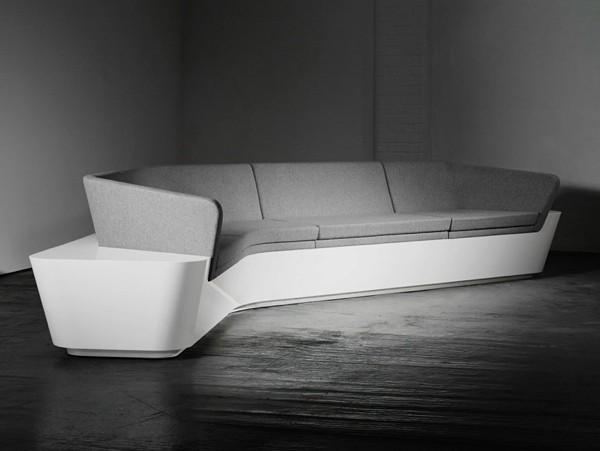 Isomi canapé d'angle