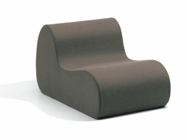Missoni home avec une autre proposition fauteuil confort salon