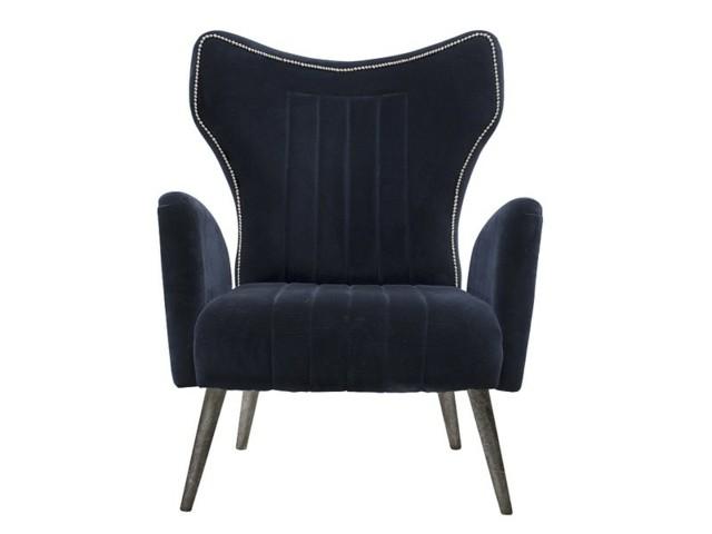 Le fauteuil royal par Ottiu éléments métalliques