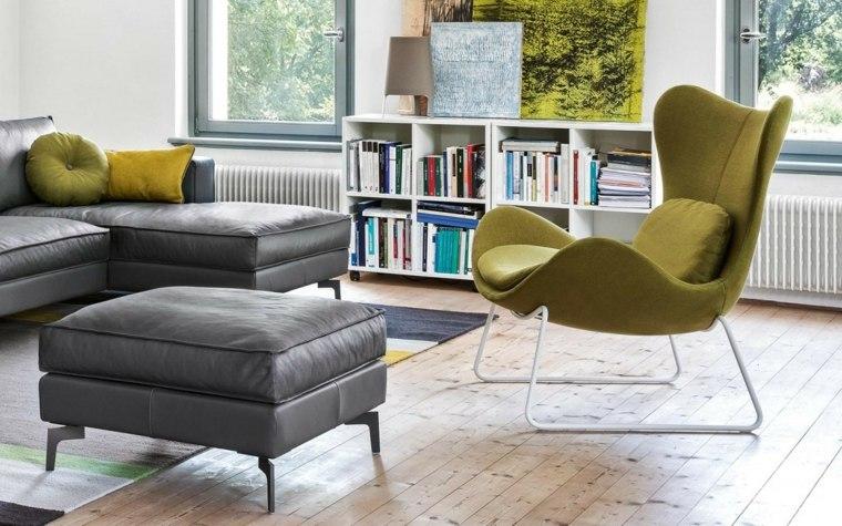 fauteuil design elegant Calligaris