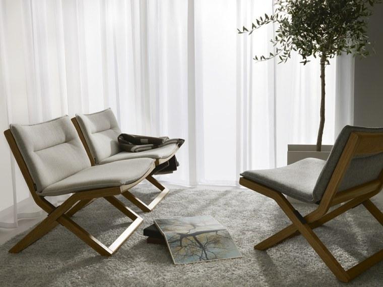 fauteuil design unique Swedese