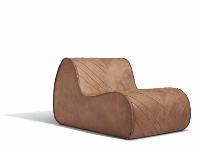 Un autre modèle de Missoni Home doux marron velours