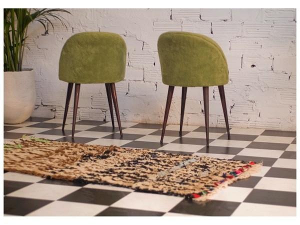 Chaises de style vintage