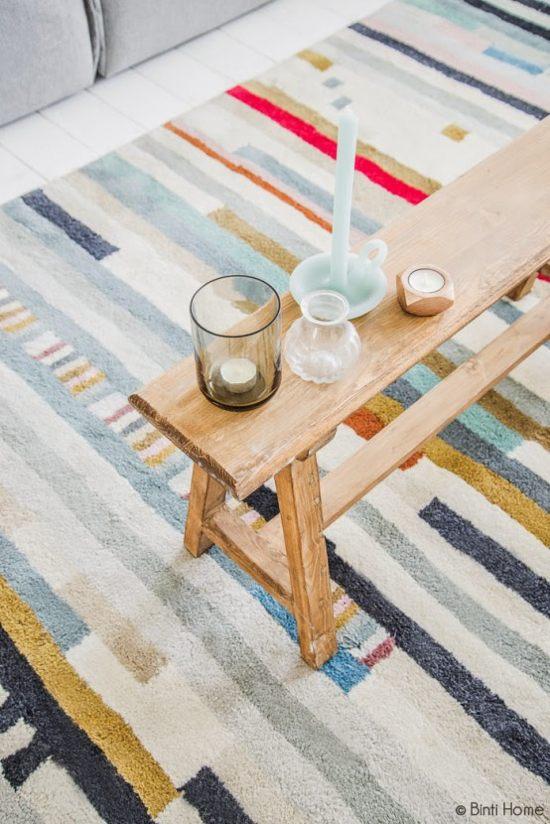 Table à café design et simple