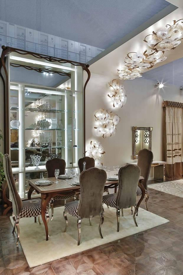 lampes design moderne salon Mantellassi 1926