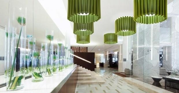 lampes interessante vert AXO LIGHT