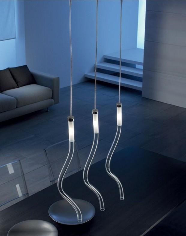 lampes pendantes design moderne PANZERI