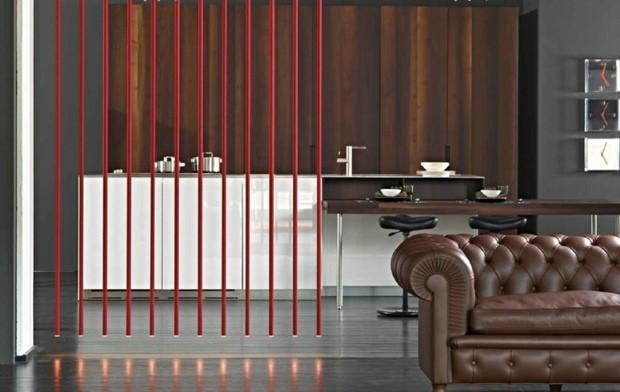 lampes salon design moderne Rotaliana