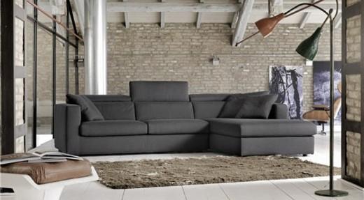 Poltronesofà canape design gris salon