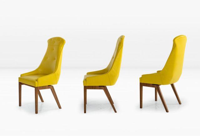 chaise salon design evander khouri guzman lininger