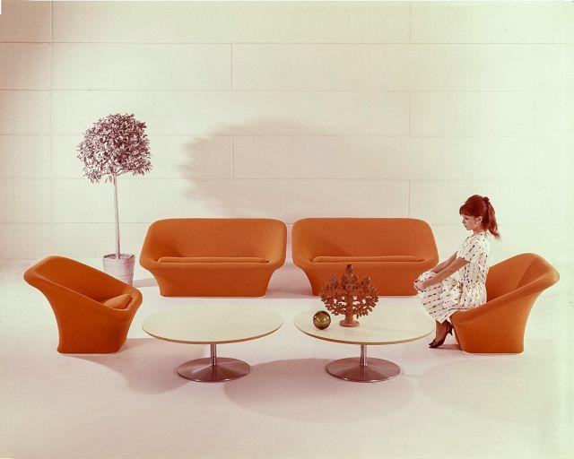 meuble fauteuil salon artifort