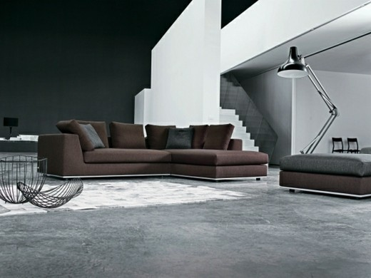 poltronesofà canape salon moderne