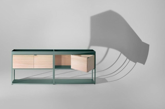 salon meuble design new order 03 by hay