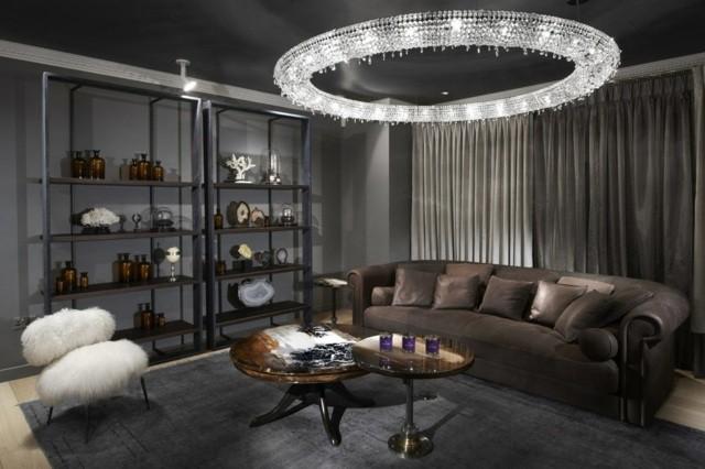 decoration interieur salon moderne
