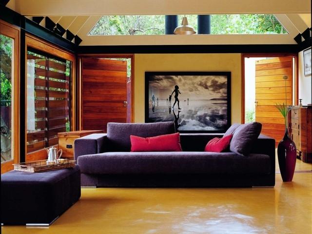 decoration moderne salon interieur