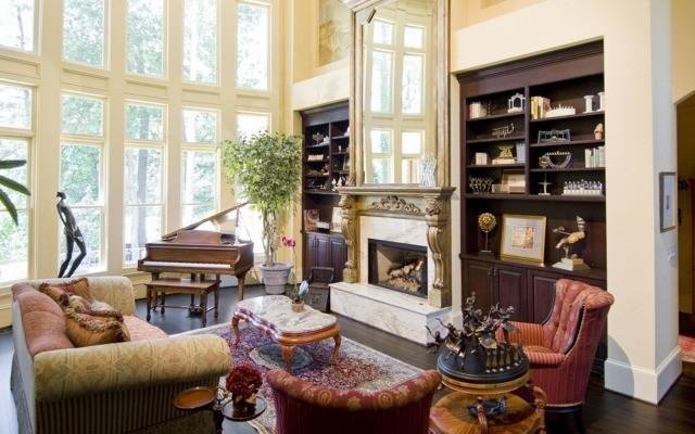 idee decoration interieur salon