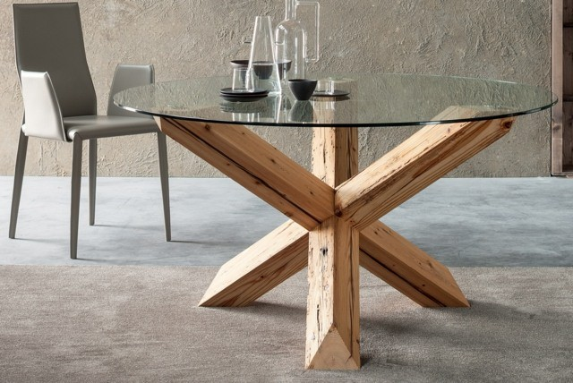 meuble-salon-design-bois-massif-verre