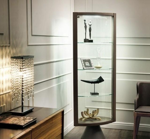 meuble salon design vitrine identité