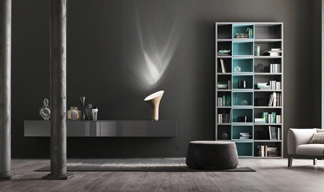 meubles muraux design original Alf