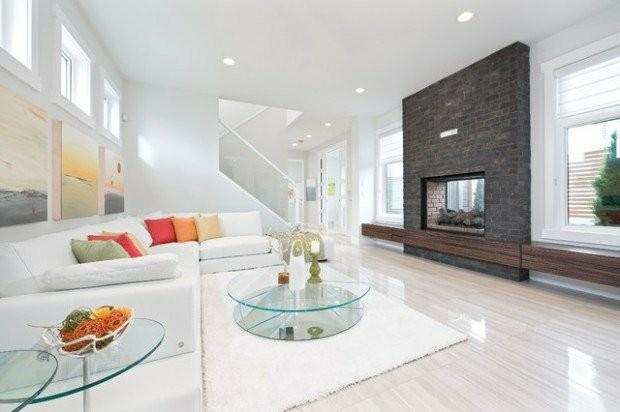 salon blanc deco moderne minimaliste