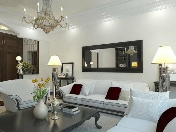 salon decoration minimaliste