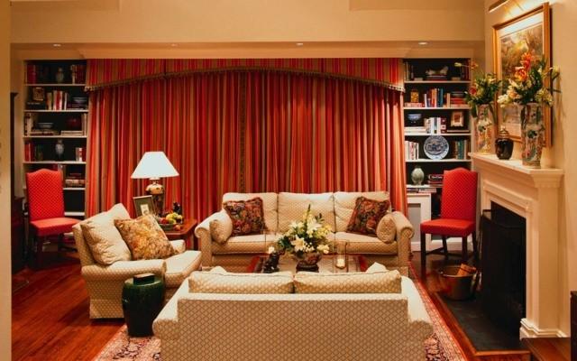 salon moderne decoration interieur