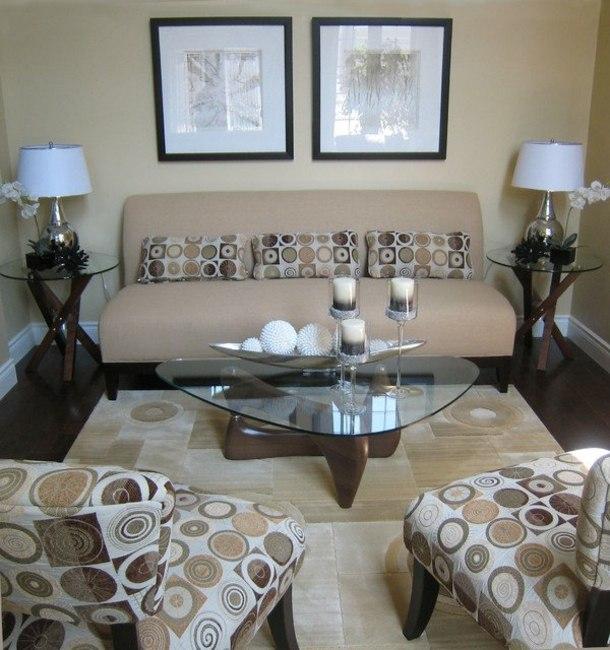 table basse de salon design